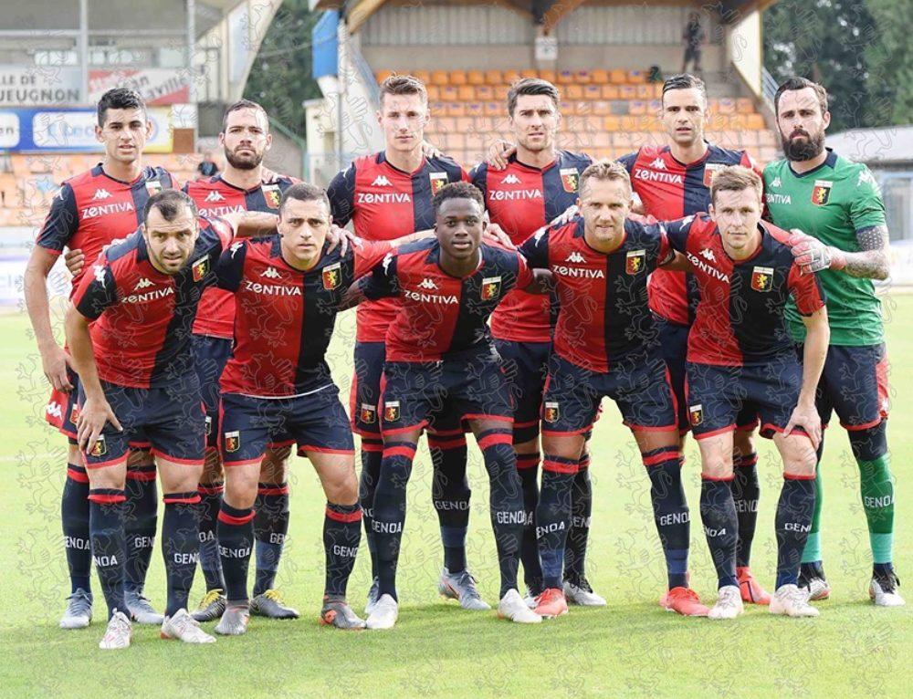 Rosa Genoa 2019/2020