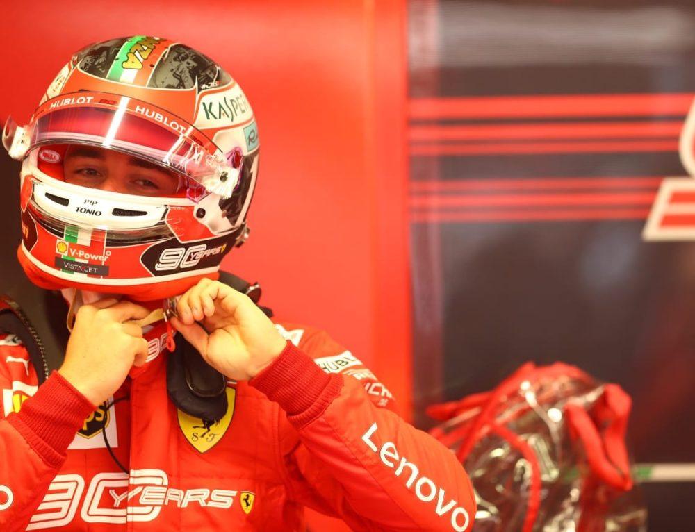 """""""Gran Premio F1 2019 Italia : Vince la Ferrari di Le Clerc"""""""