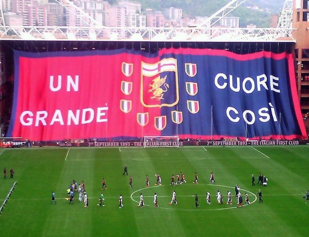 126 Anni del Genoa