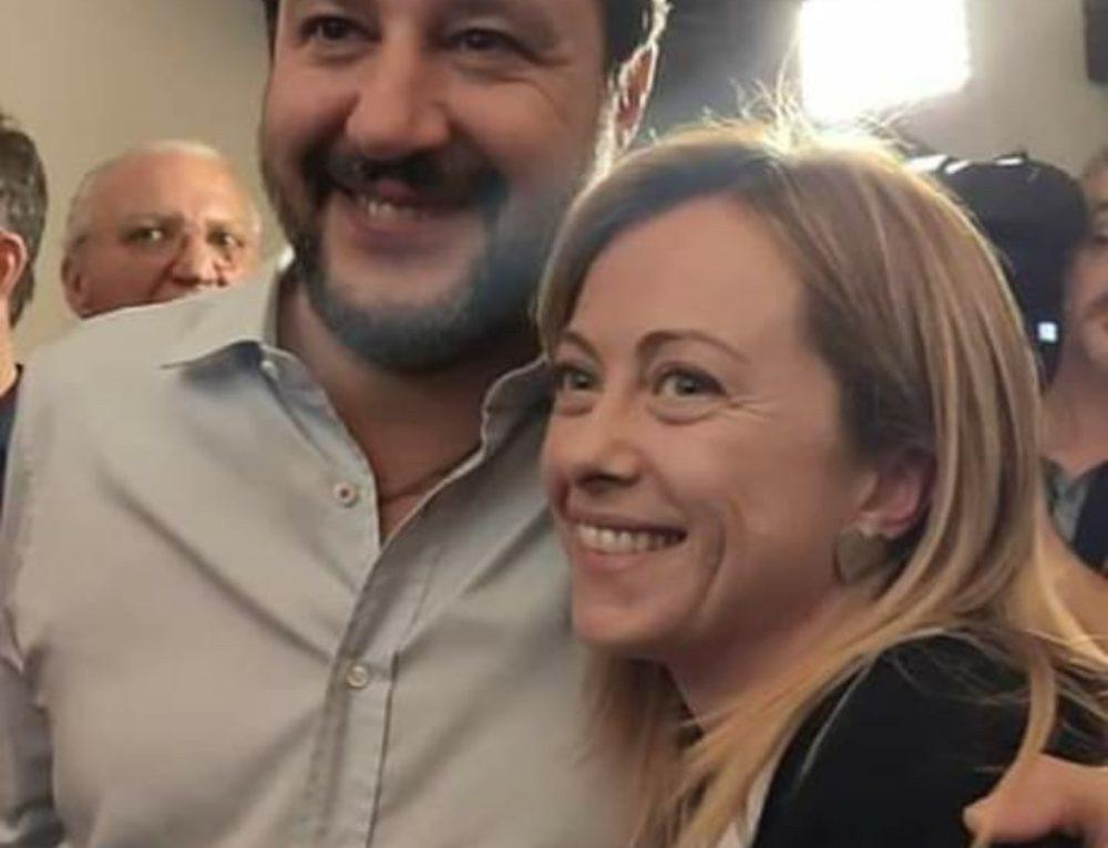 """"""" VITTORIA SCHIACCIANTE DELLA LEGA IN UMBRIA, LIBERATA DOPO 50 ANNI"""""""