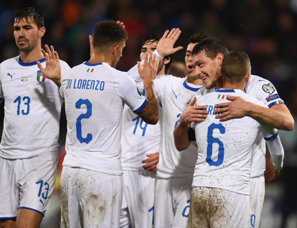 """""""Liechtenstein 0-5 Italia: Qualificazione Euro 2020"""""""