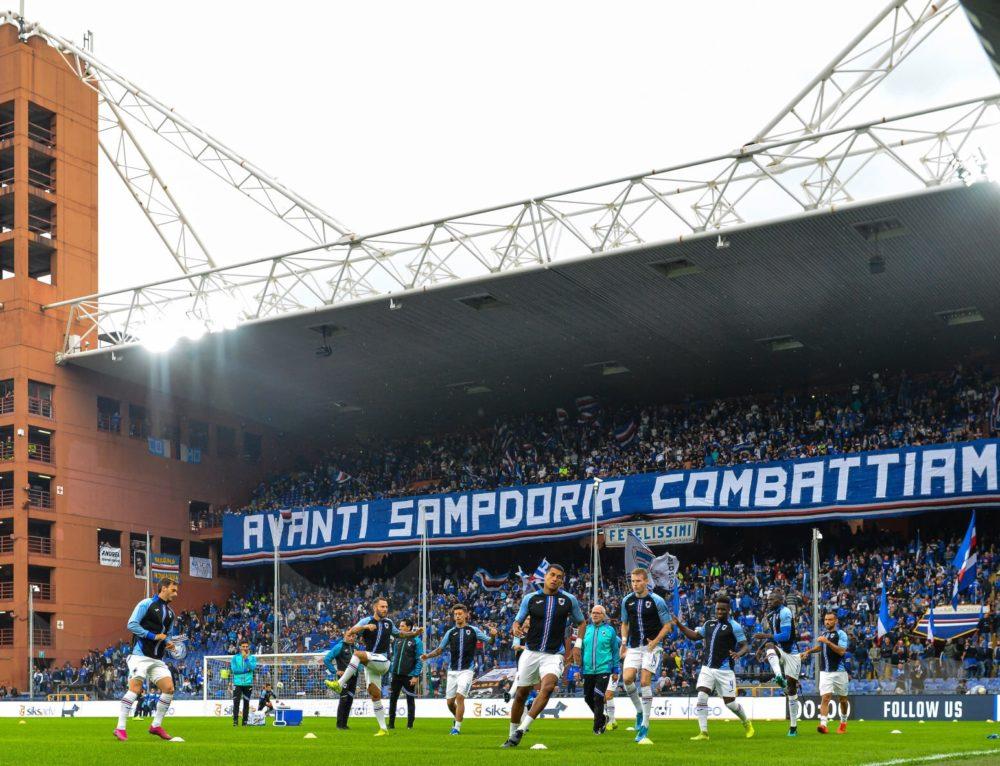 """""""Sampdoria 0-0 Roma: Serie A Tim 2019/2020"""""""