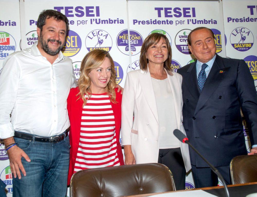 """""""DONATELLA TESEI È LA NUOVA PRESIDENTESSA REGIONE UMBRIA"""""""