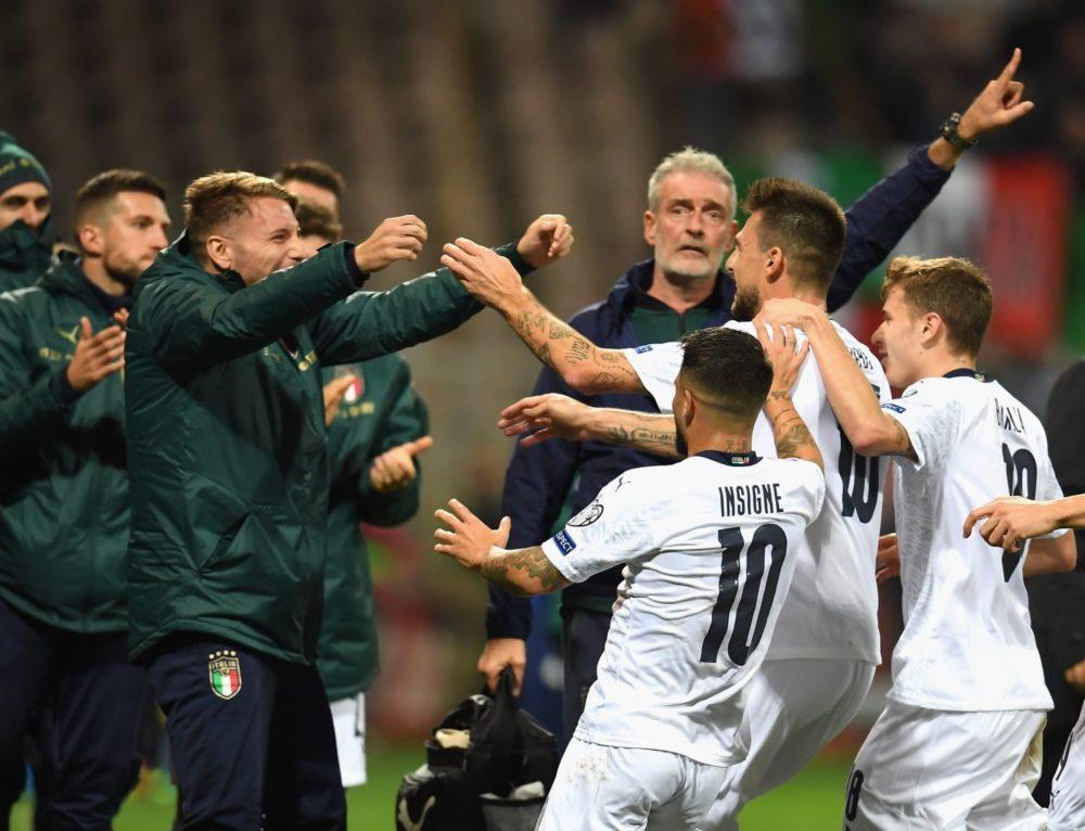 """ Bosnia 0-3 Italia- Qualificazione Euro 2020"""