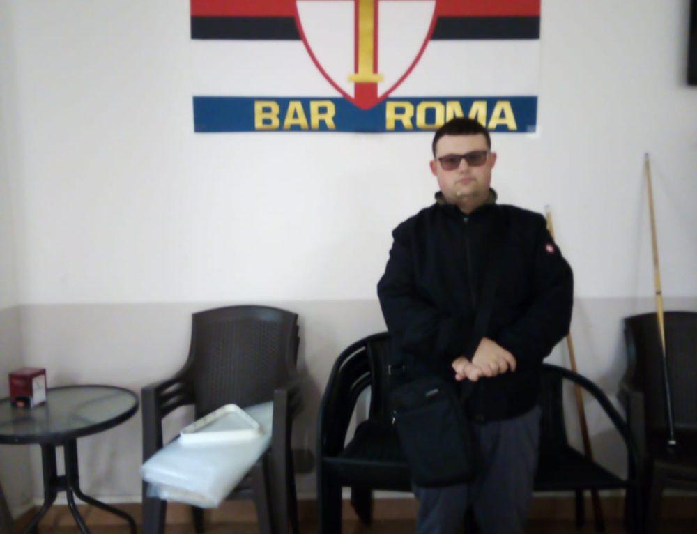 """"""" VISITA AL BAR ROMA A GENOVA DOVE NACQUE LA SAMPDORIA"""""""