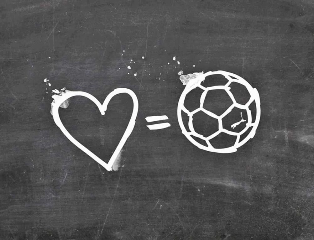 """ I LOVE FOOTBALL ( IO AMO IL CALCIO)"""