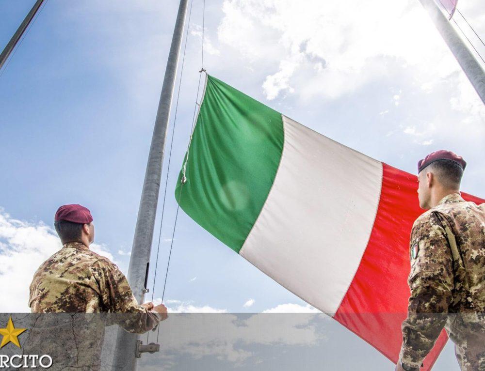 """""""VIVA L'ESERCITO ITALIANO"""""""
