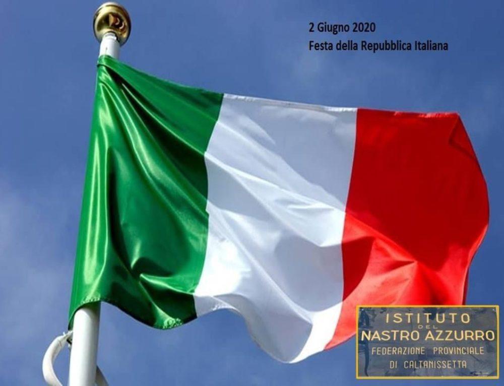 """"""" 2 Giugno 1946- 2 Giugno 2020, Viva L'ITALIA, Viva il Tricolore!"""""""
