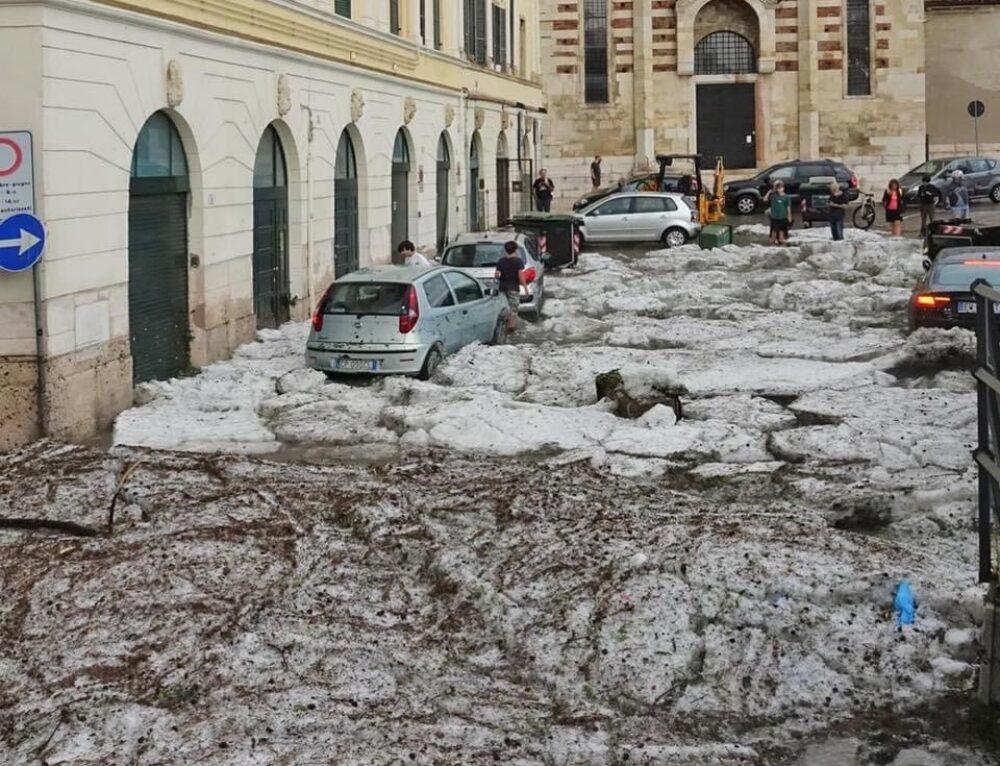 """"""" SOLIDARIETA' PER IL VENETO- TRISTEZZA IN SICILIA PER GIOELE/VIVIANA!"""""""