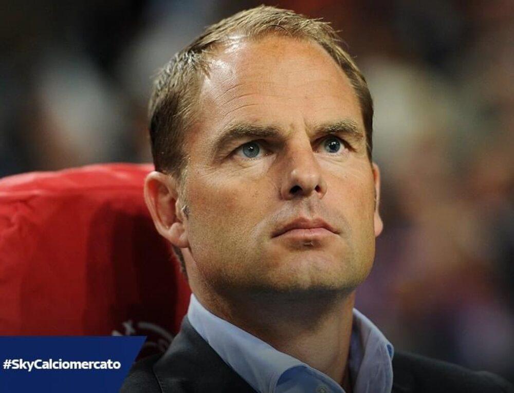"""""""Olanda: ecco De Boer!"""""""