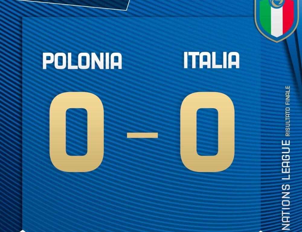 """"""" POLONIA 0-0 ITALIA!"""""""