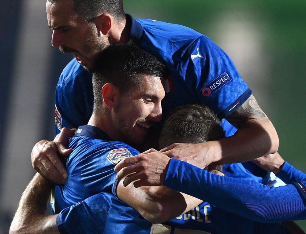 """ ITALIA 1-1 OLANDA!"""