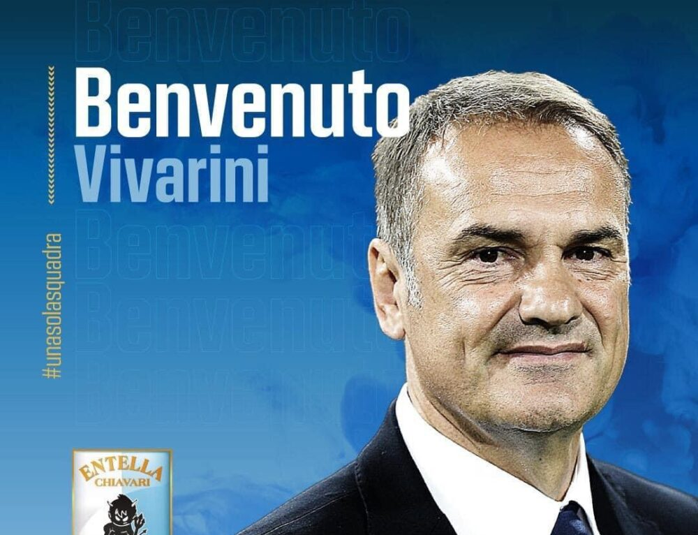"""VIRTUS ENTELLA: ECCO MISTER VIVARINI!"""