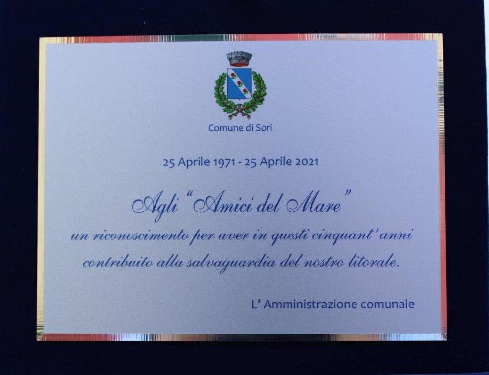 """""""Gli Amici del Mare compiono 50 anni di Vita. Rugby: Enrico Mantovani nuovo Presidente. Ludo Mantovani riconfermata Presidente Calcio Femminile!"""""""
