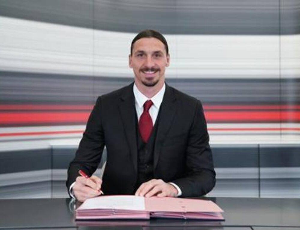"""""""Milan: Ibrahimovic rinnovo sino al 2022- Ferrero-Palermo si può fare- Lettera dell'Arcivescovo!"""""""