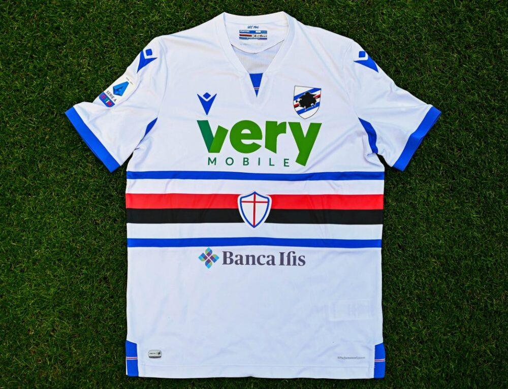 """""""Sampdoria: New Sponsor!"""""""