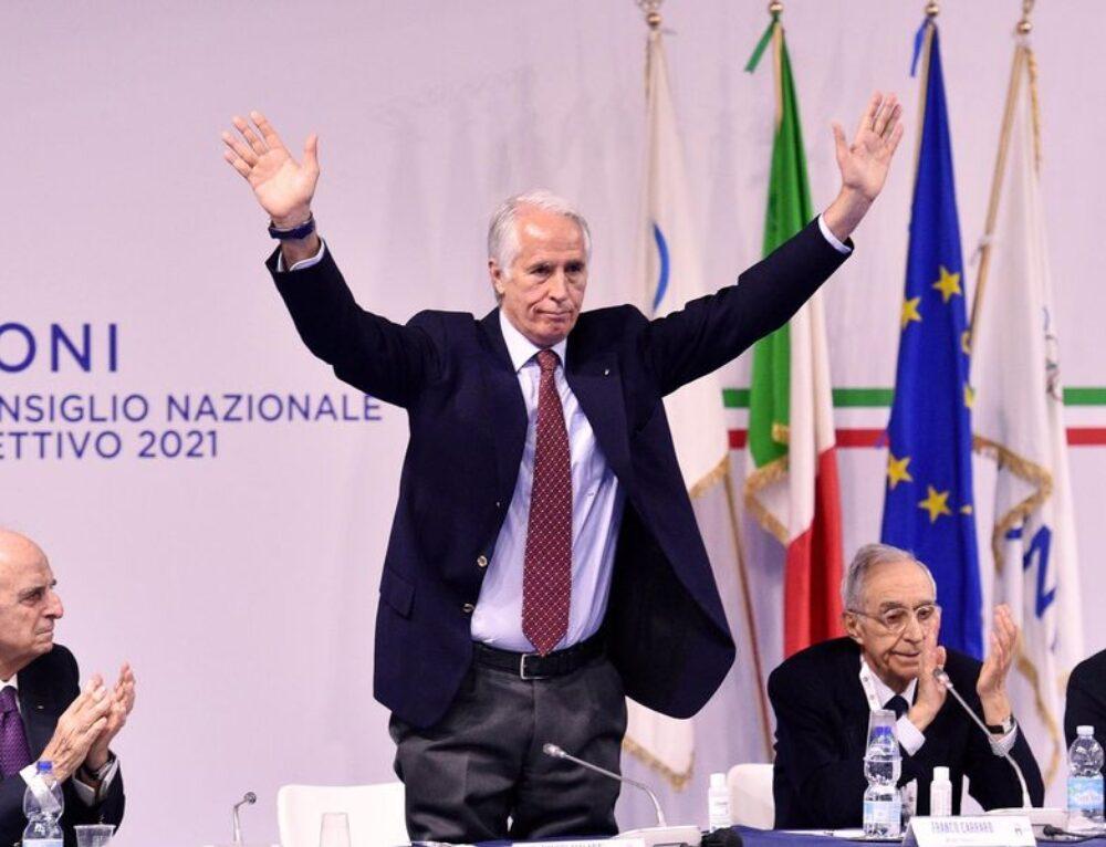 """""""Coni:Giovanni Malagò confermato Presidente!"""""""