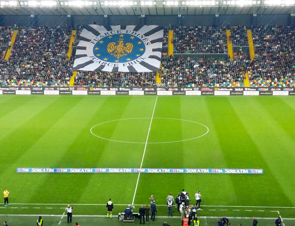 """Udinese 0-1 Sampdoria. Serie A Tim 2020/2021!"""