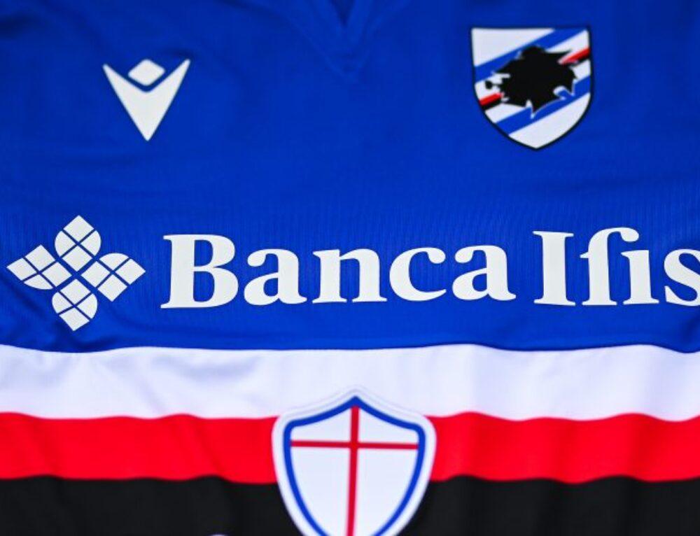 """""""Banca Ifis è il nuovo Main Sponsor della Sampdoria!"""""""