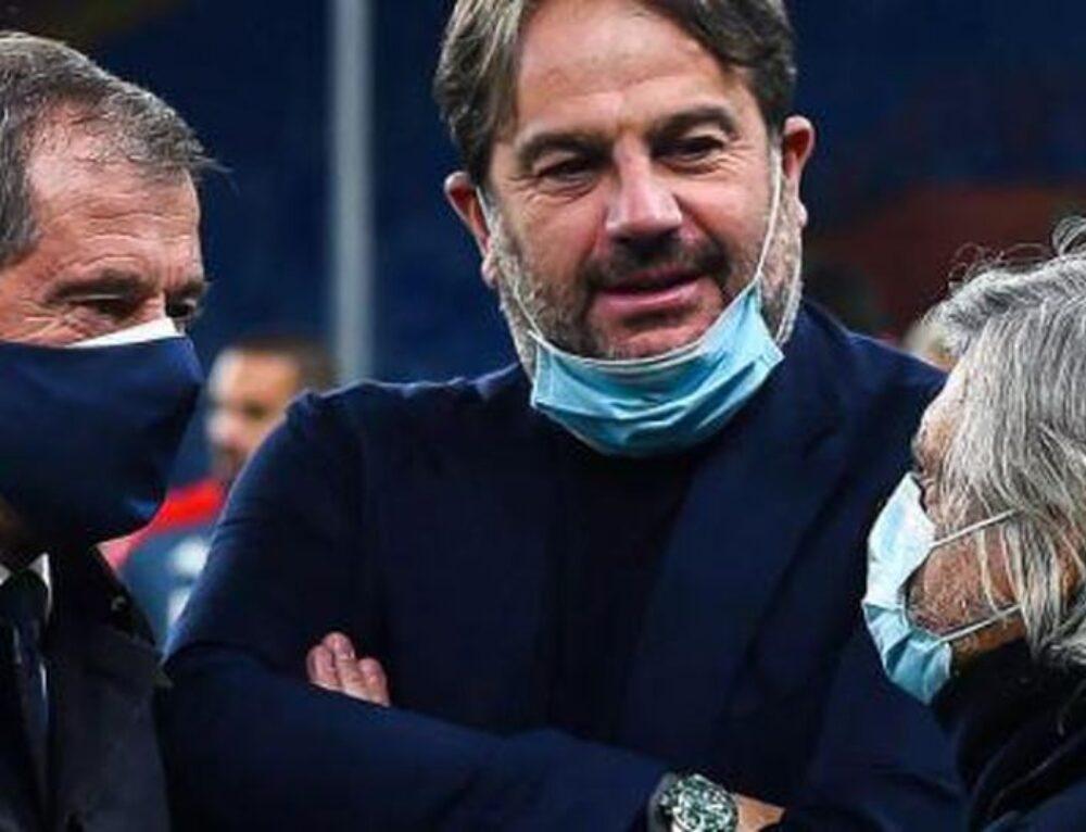 """""""Pray for Sardegna- La Puntina 2.0- Ufficiale: Daniele Faggiano è il nuovo Direttore Sportivo della Sampdoria- La Puntina Sorese 2.0!"""""""